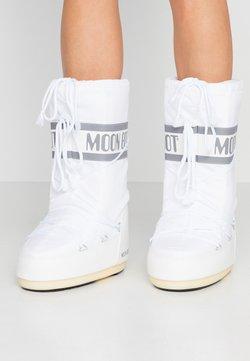 Moon Boot - Snowboot/Winterstiefel - weiß