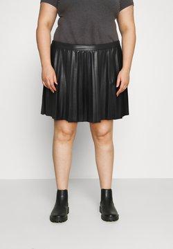 Glamorous Curve - LADIES SKIRT - Minirock - black