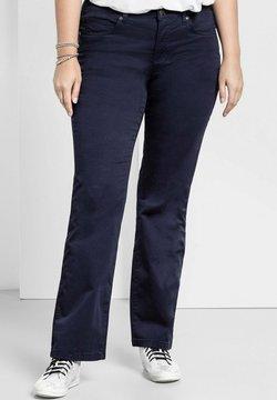 Sheego - Jeans bootcut - marine