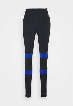 adidas Performance - Tights - black/white/royblu