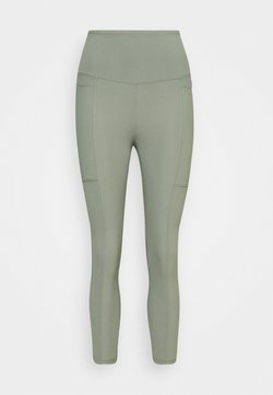 Cotton On Body - POCKET 7/8 - Tights - basil green