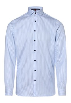 FINSHLEY & HARDING - Businesshemd - hellblau weiß