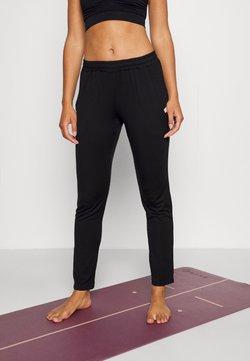 Yogasearcher - SATIA - Trainingsbroek - black