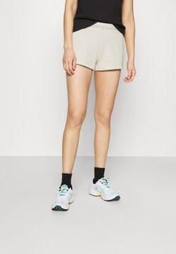 Calvin Klein Jeans - LOGO TRIM - Jogginghose - white sand