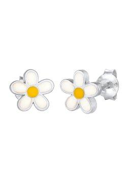 Elli - FLOWER DESIGN - Örhänge - silber