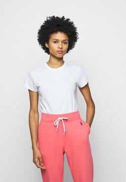 Polo Ralph Lauren - TEE SHORT SLEEVE - T-shirt basic - white