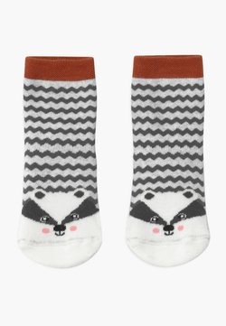 Ewers - SOFTSTEP BADGER 2 PACK - Calcetines - grau