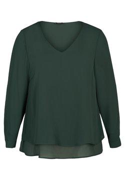 Zizzi - Bluse - green