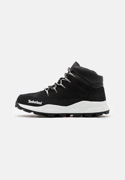 Timberland - BROOKLYN EURO SPRINT - Sneaker high - black