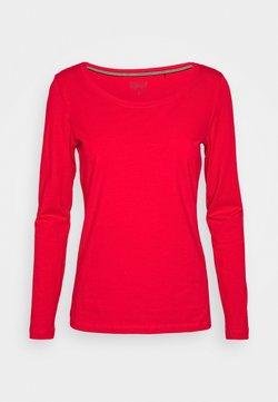 Esprit - Pitkähihainen paita - red