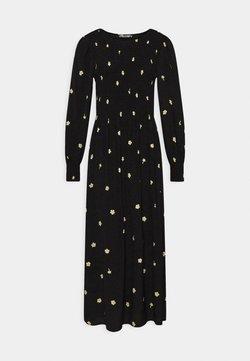 Envii - ENSORTEDAM DRESS - Maxikleid - black