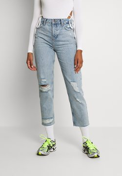 BDG Urban Outfitters - DESTROY RIPPED PAX - Straight leg jeans - destroyed