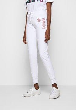 Love Moschino - Jogginghose - white