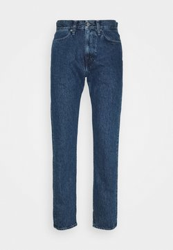 Edwin - ZAKAI PANT - Jeans Straight Leg - marble light stone arctic blue