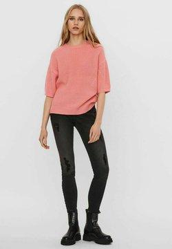 Vero Moda - T-shirt basic - geranium pink