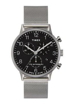 Timex - WATERBURY CLASSIC CHRONOGRAPH - Montre à aiguilles - silver-coloured/black