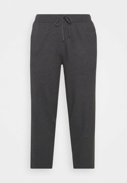 Anna Field Curvy - Jogginghose - mottled dark grey