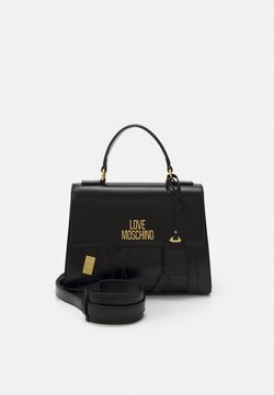 Love Moschino - EASY TO BE CHIC - Borsa a tracolla - black