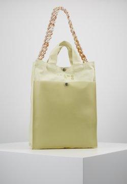 Mads Nørgaard - TÖTE BAG - Shoppingväska - soft yellow