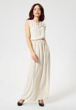 usha - Vestido largo - beige