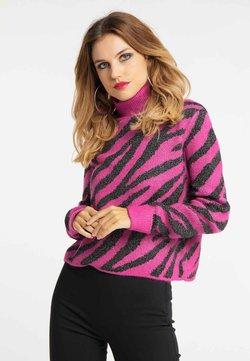 faina - Strickpullover - pink