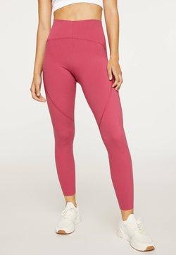 OYSHO - Tights - neon pink