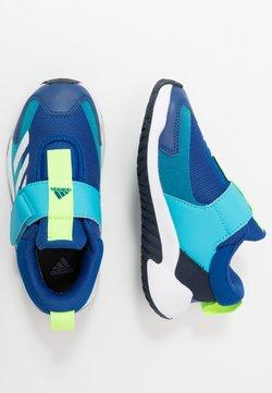 adidas Performance - 4UTURE SPORT KIDS ACTIVE SHOE UNISEX - Obuwie treningowe - collegiate royal/signal cyan/navy