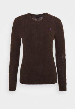 Polo Ralph Lauren - JULIANNA  - Pullover - cedar heather