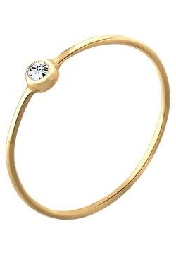 Elli - SOLITÄR STAPEL - Ring - gold-coloured