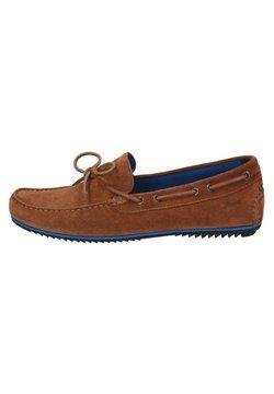 Sioux - Chaussures bateau - brown