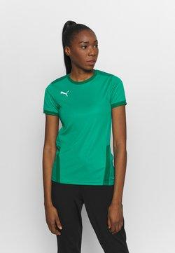 Puma - TEAM GOAL  - Funktionsshirt - pepper green/power green