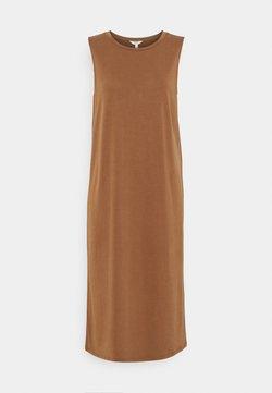Object Petite - OBJANNIE DRESS - Vestido ligero - partridge