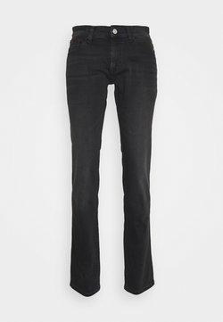 Tommy Jeans - SCANTON SLIM - Jeans slim fit - black denim