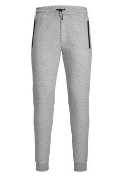 Jack & Jones - Jogginghose - light grey melange