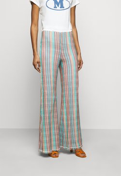 M Missoni - PANTALONE - Stoffhose - multi-coloured