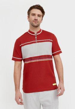 Finn Flare - T-Shirt print - red-brown