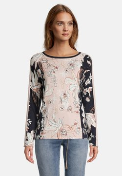 Betty Barclay - Sweatshirt - dark blue-rosé