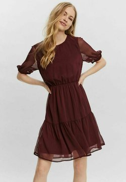 Vero Moda - VMKEMILLA  - Korte jurk - port royale