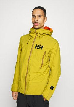 Helly Hansen - SOGN SHELL 2.0 JACKET - Snowboard jacket - antique moss