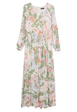 Selected Femme - SLFZAMBA DRESS - Maxi dress - rosewater/mixed