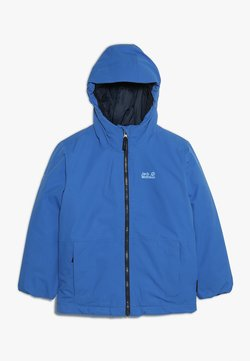Jack Wolfskin - ARGON STORM JACKET KIDS - Outdoorjacke - coastal blue