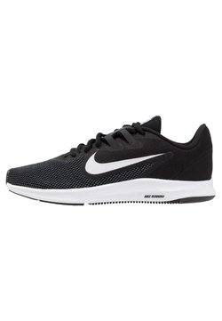 Nike Performance - DOWNSHIFTER  - Obuwie do biegania treningowe - black/white/anthracite/cool grey