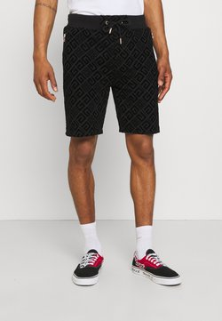 Glorious Gangsta - NAVARO SHORT - Shorts - jet black