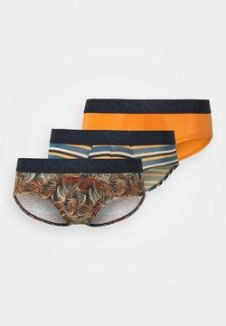 Michael Kors - FASHION 3 PACK - Slip - orange