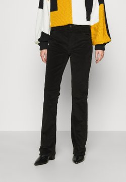 ONLY - ONLMARY GLOBAL - Trousers - black