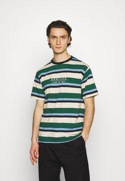 Mennace - CLUB HORIZONTAL STRIPE UNISEX - T-Shirt print - multi