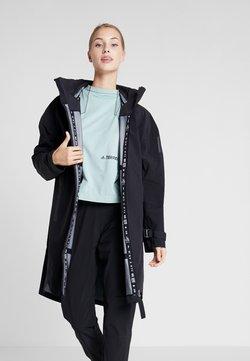 adidas Performance - MYSHELTER RAIN.RDY  - Impermeable - black