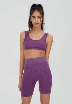 PULL&BEAR - Débardeur - purple