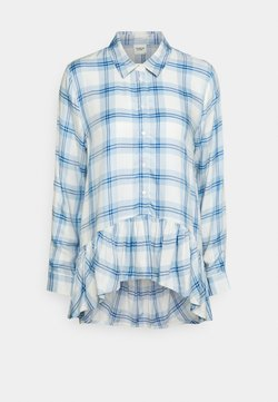 JDY - JDYSTAY HIGH LOW - Camicia - cashmere blue
