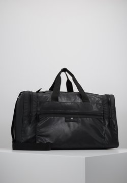 adidas by Stella McCartney - SQUARE DUFFEL M - Sporttasche - black/black/white